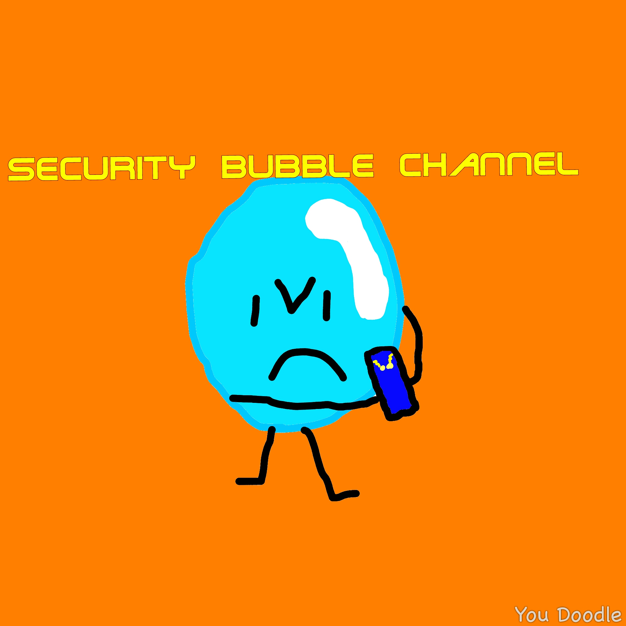 Security Bubble Channel
