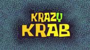 Krazy Krab