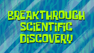 Breakthroughdiscovery