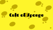 CultofSponge