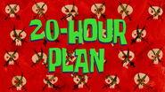 20-Hour Plan