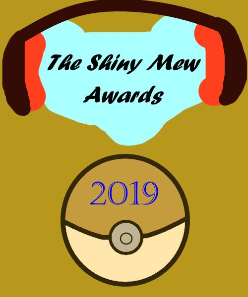 1st Shiny Mew Awards