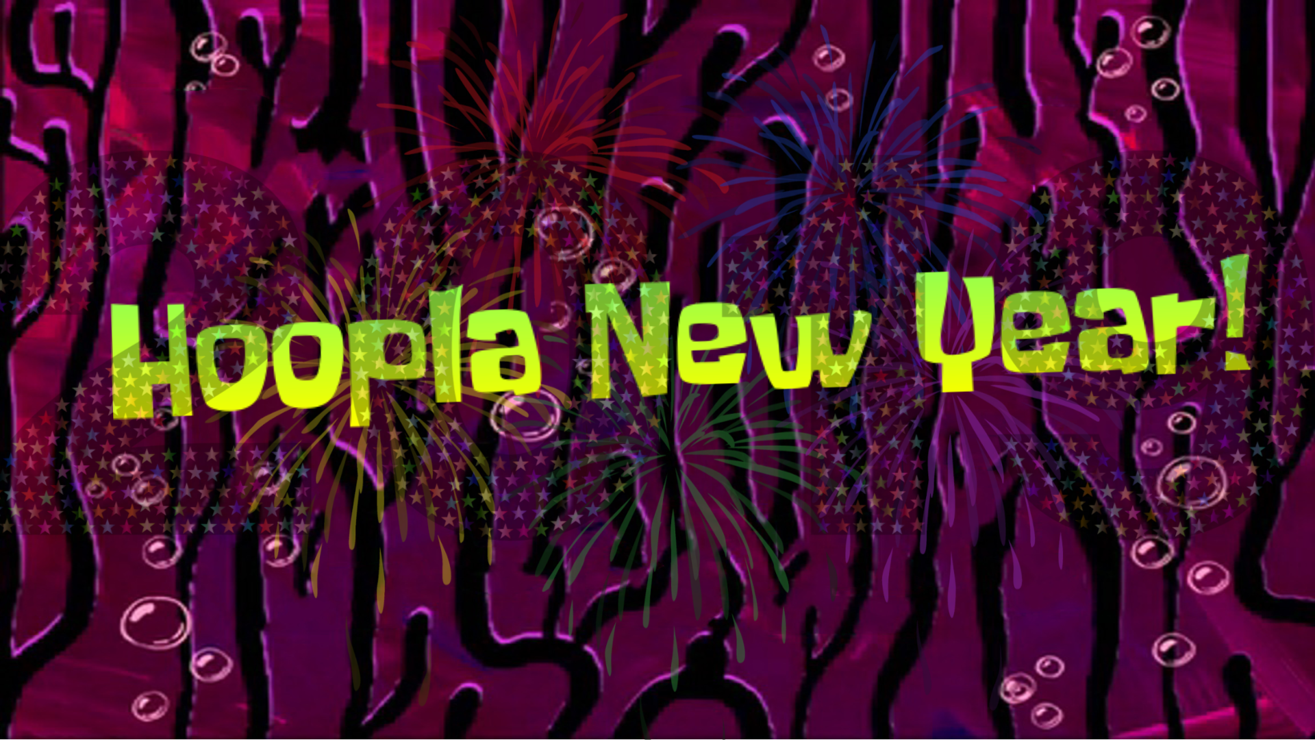 Hoopla New Year!