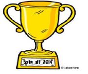 The Spin Off Awards 2014