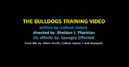THE BULLDOGS TRAINING VIDEO