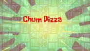 Chumpizza