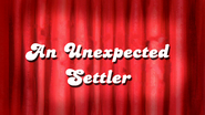 Unexpectedsettler