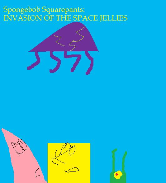 Invasion of the space jellies