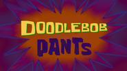 DoodleBob Pants