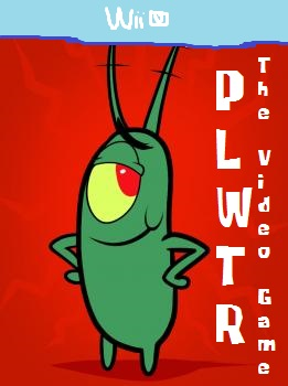 Plankton Lives with the Raw: The Video Game