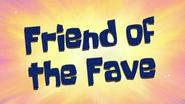 Friendofthefave