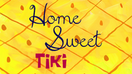 Home sweet tiki