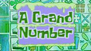 Grandnumber