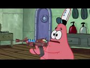 Patrick that's a Ray Gun...