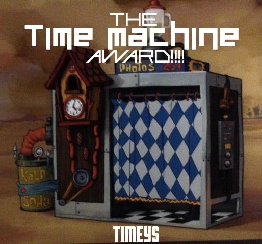Time Machine Award
