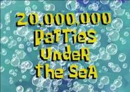 20,000,000Patties