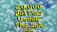 20,000 Patties Under the Sea Jazz