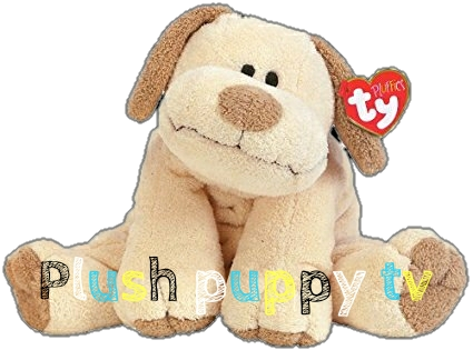 Plush puppy tv