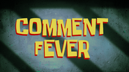Comment Fever