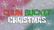 Chum Bucket Christmas