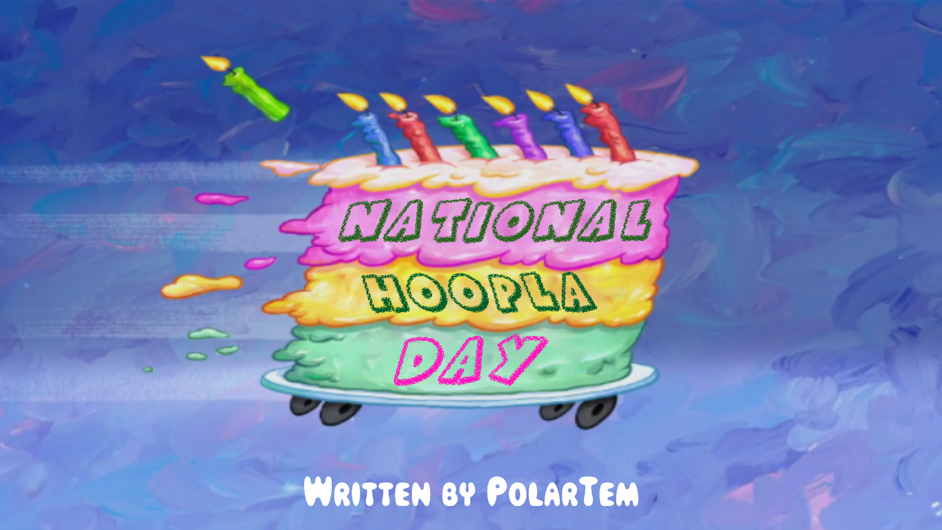 National Hoopla Day (Short)