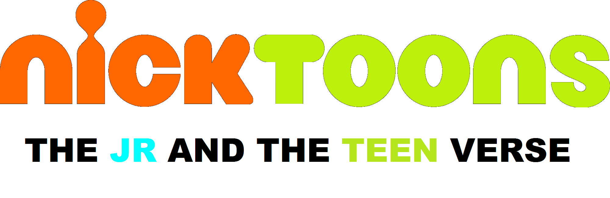 Nicktoons: The Jr. And The Teen Verse