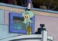 Squidward's Job