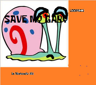 Save my Gary! (video game)