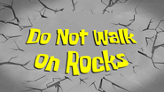 Donotwalkonrocks