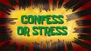 Confessorstress