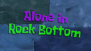 Aloneinrockbottom