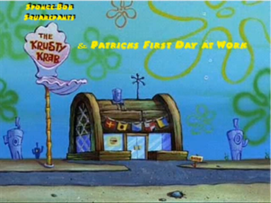 Patrick's First Day At Work