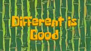 Differentisgood