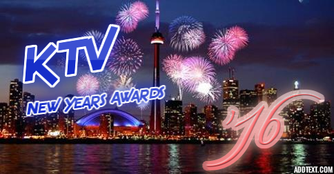 KTV New Years' Awards 2016