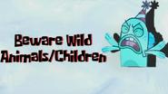 Bewarewildchildren