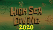 High Sea Diving 2020