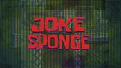 Joke Sponge