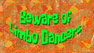 Avoidthelimbodancers