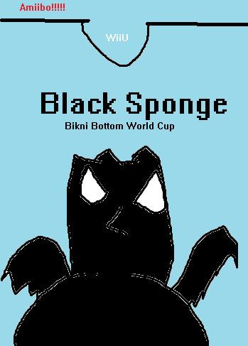 Black Sponge:Bikini Bottom World Cup!