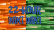 22-Hour Wiki Wiki