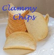 Clammy Chips