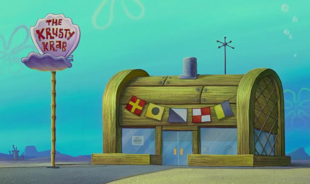 Krusty Krab (Livin' With The Squid)