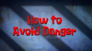 Avoiddanger