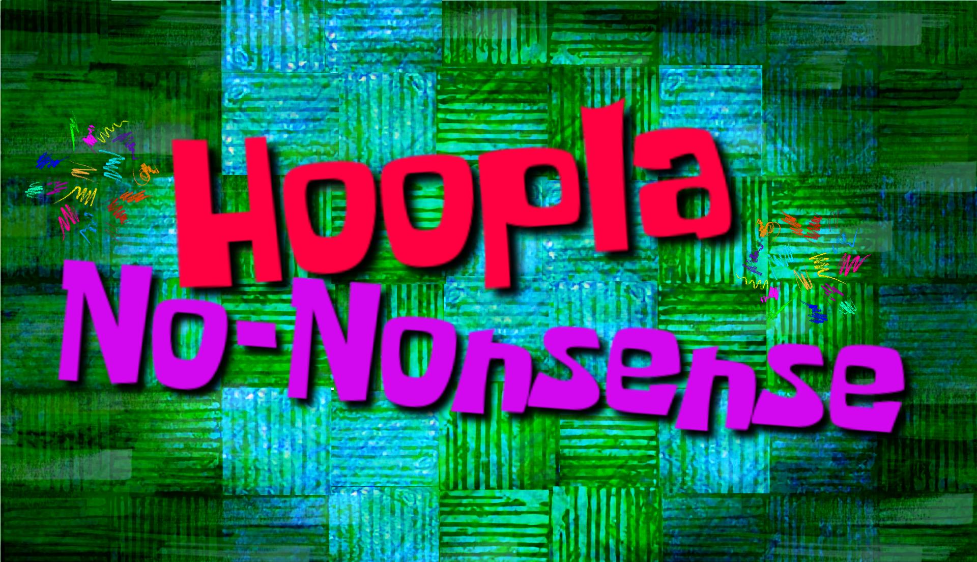 Hoopla No-Nonsense