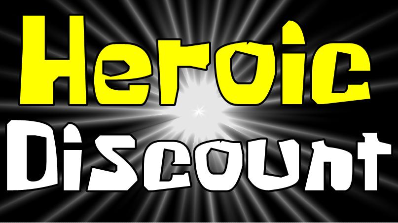 Heroic Discount