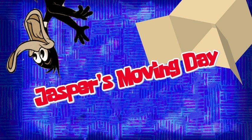 Jasper's Moving Day