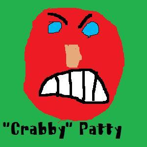 """""""Crabby"""" Patty"""