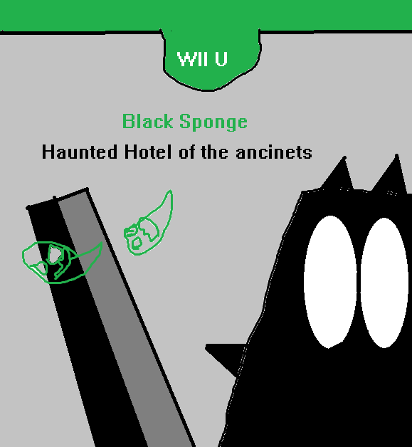 Black Sponge:Haunted Hotel of the Ancients
