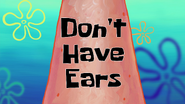 Donthaveears