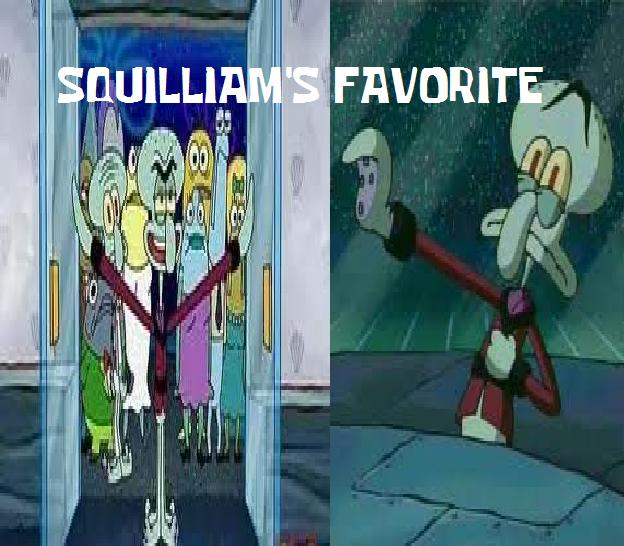 One of Squilliam's Favorite Award
